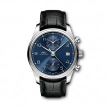 IWC Stainless Steel Portugieser Men's Watch - IW390303