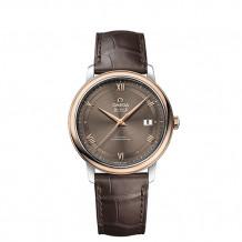 Omega De Ville Prestige Two Tone Watch - 424.23.40.20.13.001