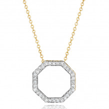 Phillips House 14k Yellow Gold Diamond Necklace - N3003DY-JB