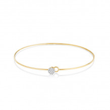 Phillips House 14k Yellow Gold Diamond Bracelet - B0115DY-JB