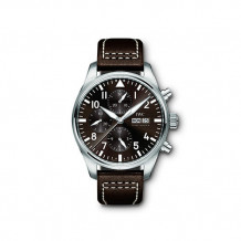 IWC Stainless Steel Pilot's Men's Watch - IW377713