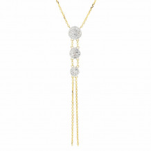 Phillips House 14k Yellow Gold Diamond Necklace - N1717DY