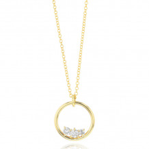 Phillips House 14k Yellow Gold Diamond Necklace - N1508DY-JB
