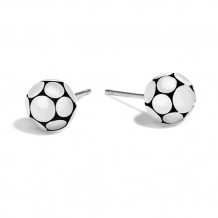 John Hardy Dot Collection Stud Earrings - EB3975
