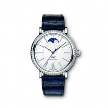 IWC Stainless Steel Portofino Diamond Men's Watch - IW459008