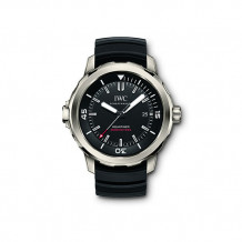 IWC Stainless Steel Aquatimer Men's Watch - IW329101