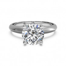 Ritani Solitaire Diamond Knife-Edge Engagement Ring - 1R7261