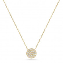 Dana Rebecca 14k Yellow Gold Lauren Joy Medium Necklace - N253
