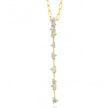 Phillips House 14k Yellow Gold Diamond Necklace - N1504DY-JB