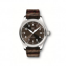 IWC Stainless Steel Pilot's Men's Watch - IW324009
