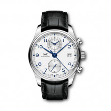IWC Stainless Steel Portugieser Men's Watch - IW390302