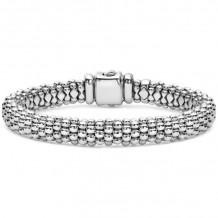 Lagos Caviar Silver Bracelet - 05-80366-7
