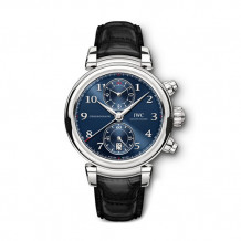 IWC Stainless Steel Da Vinci Men's Watch