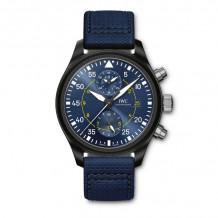 IWC Schaffhausen Ceramic Automatic Chronograph Mens Watch - IW389008-JR