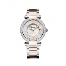 Chopard Imperiale 36mm Stainless Steel & Rose Gold Watch - 15750