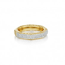 Phillips House 14k Yellow Gold Diamond Hero Band Stackable Ring - R3004DY