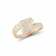 Dana Rebecca 14k Yellow Gold Cynthia Rose Diamond Ring - R1499-6.5
