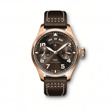 IWC 18k Rose Gold Pilot's Men's Watch