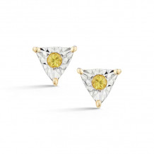 Dana Rebecca 14k Yellow Gold Emily Sarah Stud Earrings - E2749
