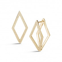 Dana Rebecca 14k Yellow Gold Isla Rio Drop Earrings - E2409