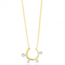 Phillips House 14k Yellow Gold Diamond Necklace - N1736DY-JB
