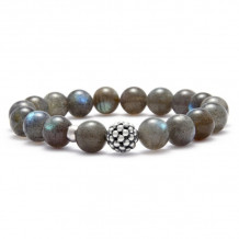 Lagos Caviar Silver Bracelet - 05-80967-LB