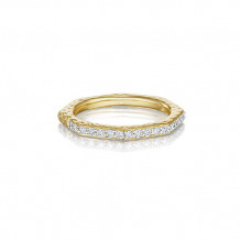 Phillips House 14k Yellow Gold Diamond Hero Band Stackable Ring