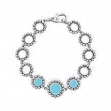 Lagos Silver Bracelet - 05-81382-CT7