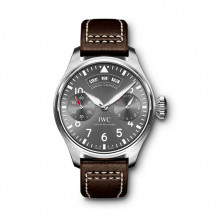 IWC Stainless Steel Pilot's Men's Watch - IW502702