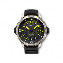 IWC Titanium Aquatimer Men's Watch - IW358001