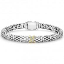 Lagos Silver Diamond Bracelet - 05-80784-007