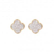 Jay Roberts 14k Gold Earrings