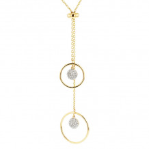 Phillips House 14k Yellow Gold Diamond Necklace - N1728DY-JB