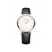 Chopard Classic Rose Gold & Leather Watch
