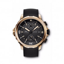 IWC Rubber Aquatimer Men's Watch