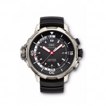 IWC Titanium Aquatimer Men's Watch - IW355701