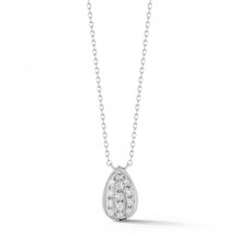 Dana Rebecca 14k White Gold Samantha Lynn Pendant Necklace - N1794