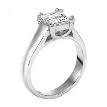 Lieberfarb Platinum Designs Solitaire Engagement Ring - PT820-EP1.50