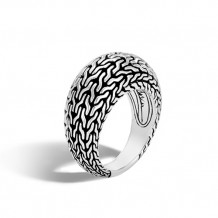 John Hardy Classic Chain Collection Domed Ring - RB93300X6