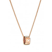 Chopard Chopardissimo Rose Gold Diamond Pendant - 08110