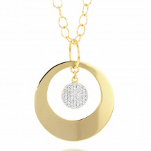 Phillips House 14k Yellow Gold Diamond Necklace - N1727DY