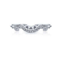Tacori Platinum Simply Tacori Curved Wedding Band - HT2299B
