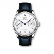 IWC Schaffhausen Stainless Steel Automatic Mens Watch - IW500705-JR