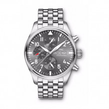 IWC Stainless Steel Pilot's Men's Watch