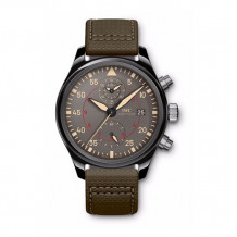 IWC Pilot's Ceramic Men's Watch