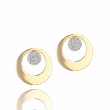Phillips House 14k Yellow Gold Stud Earrings - E1731DY