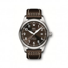 IWC Stainless Steel Pilot's Men's Watch - IW327003