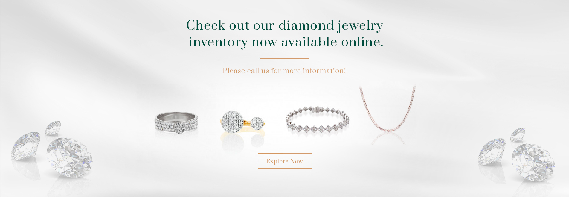 Diamond Jewelry Inventory