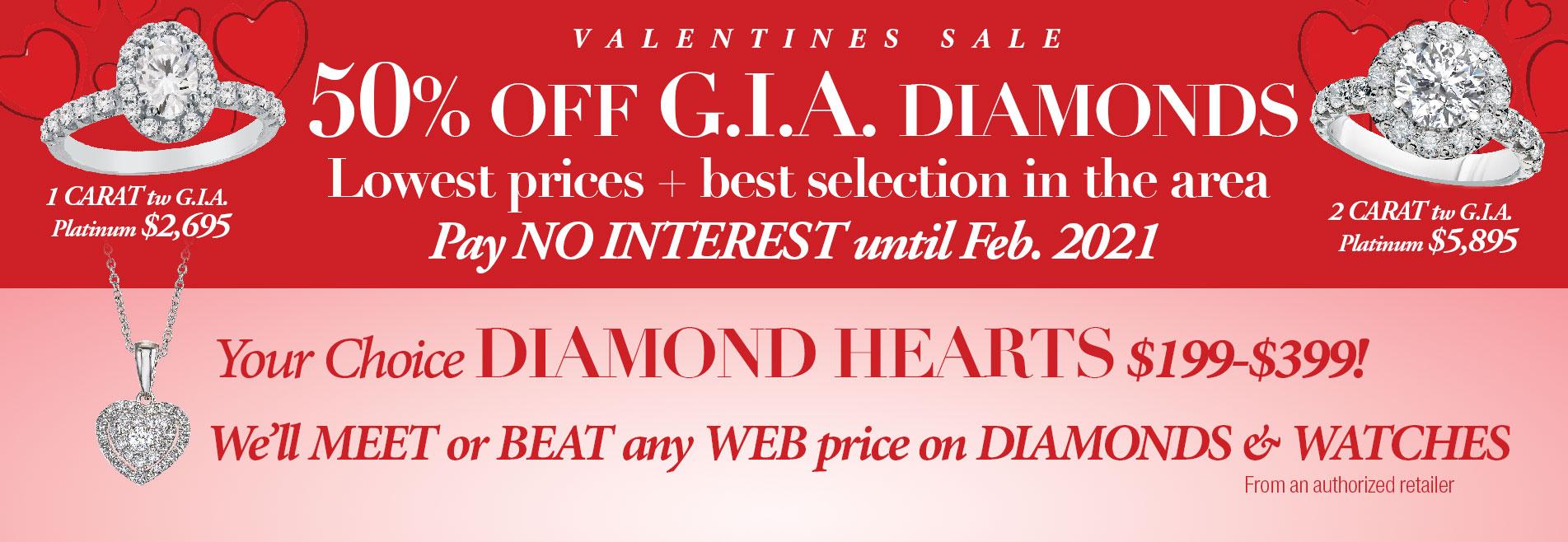 Valentines Day Sale 2020